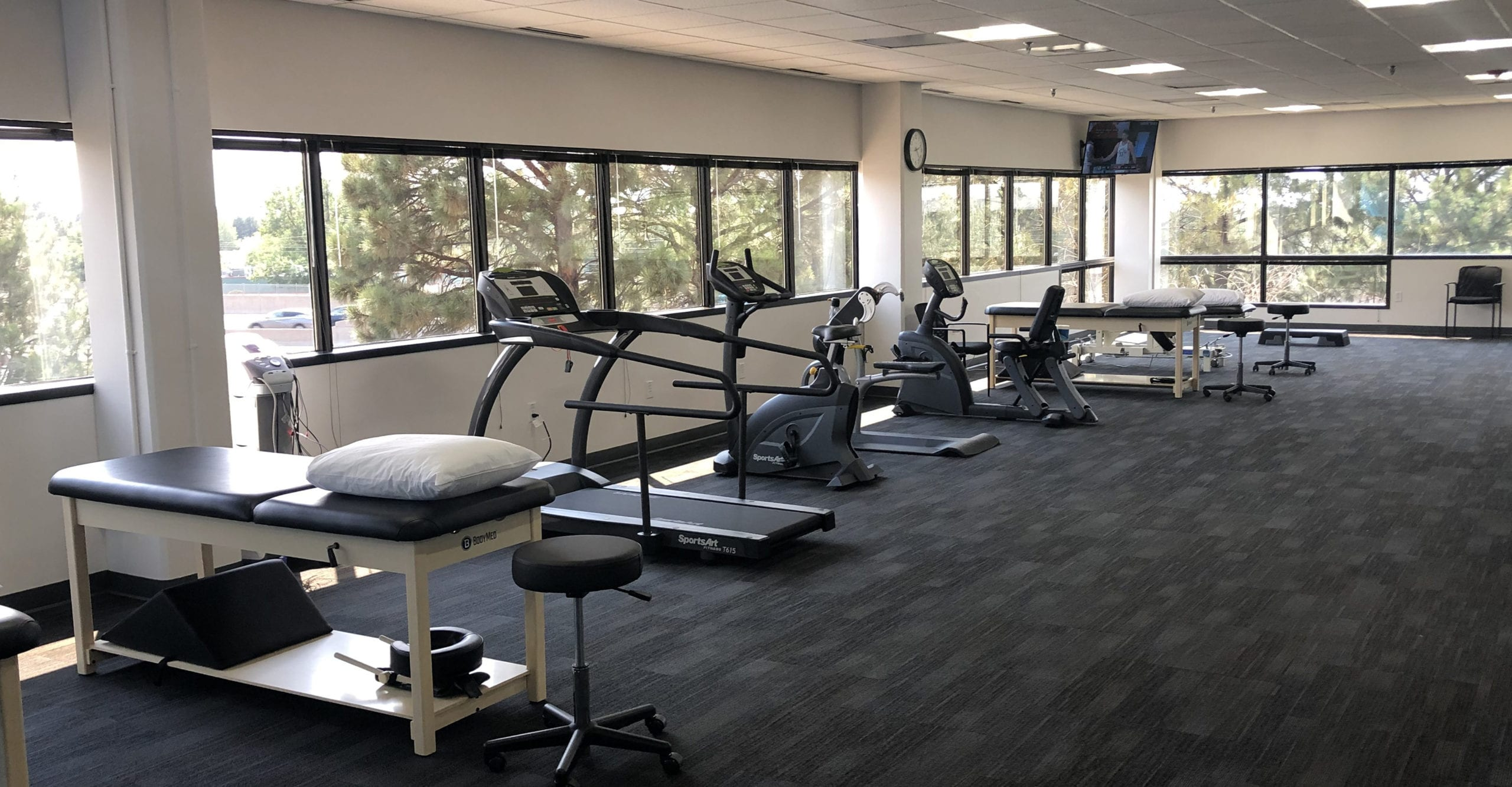 Inside Epic Physical Therapy